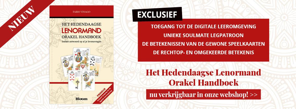 Hedendaags Lenormand Orakel handboek