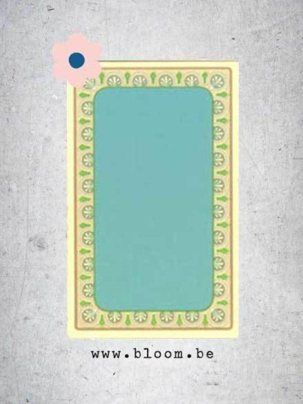De Blauwe Kaart
