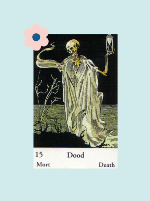 Kaart 15: De Dood