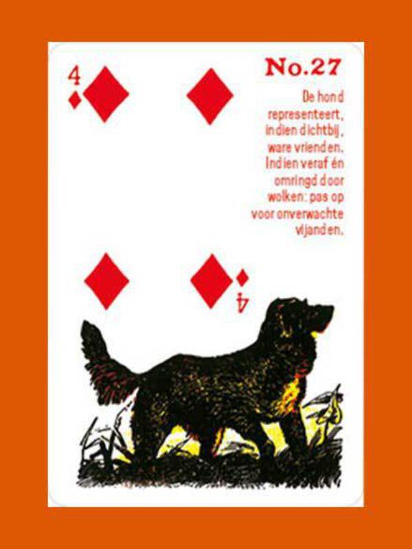 Kaart 27: De Hond