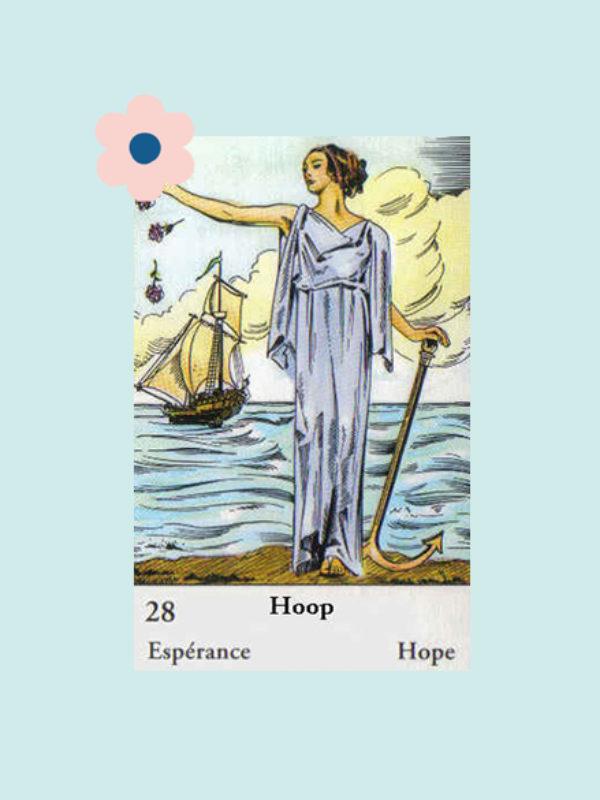 Kaart 28: De Hoop