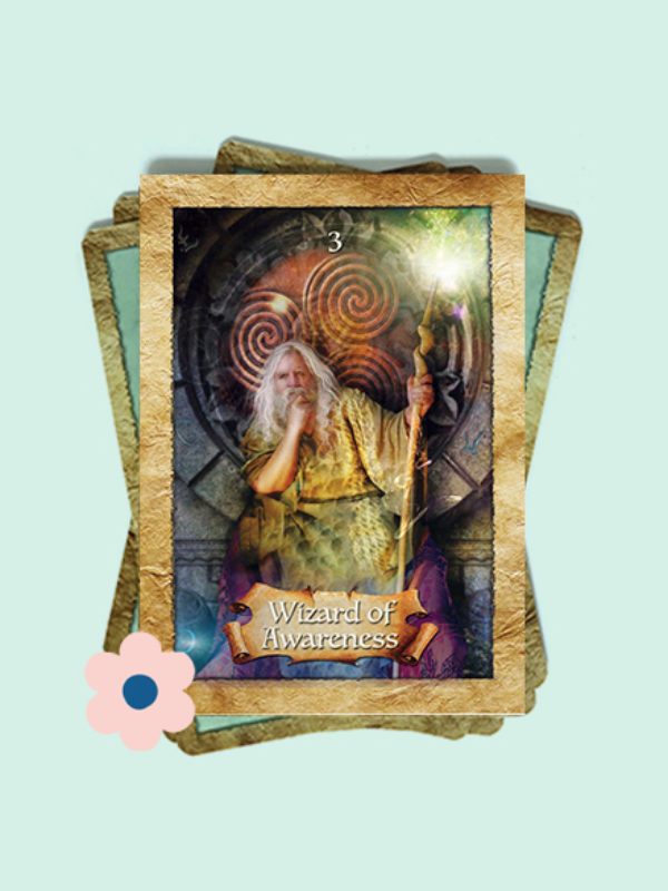Kaart 3: Tovenaar van bewustzijn