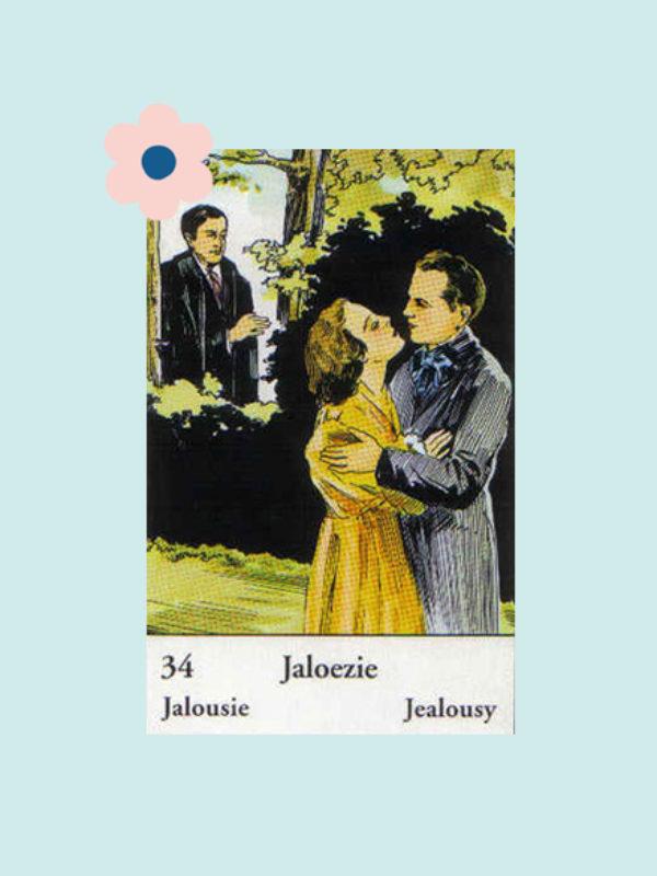 Kaart 34: De Jaloezie