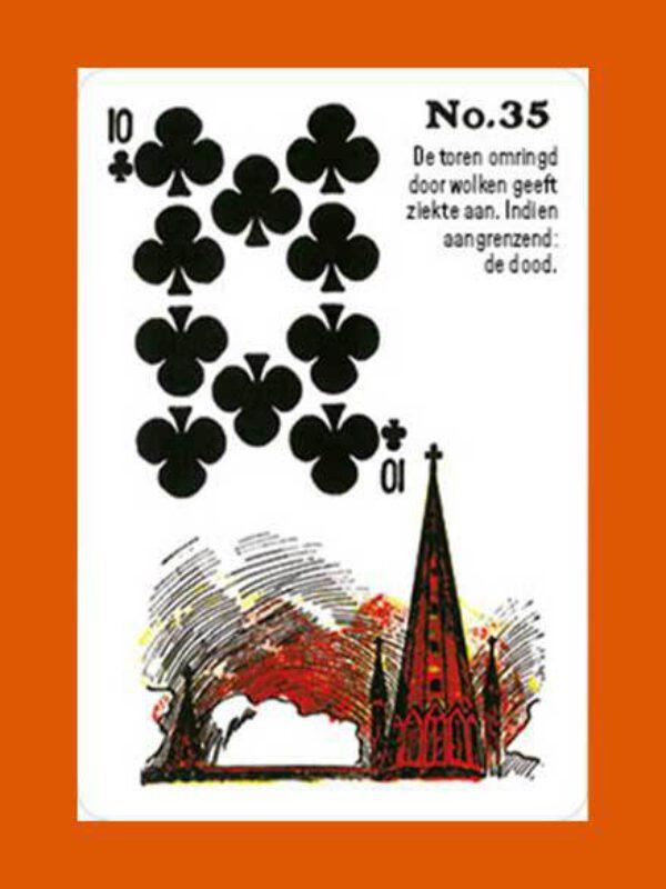 Kaart 35: De Toren