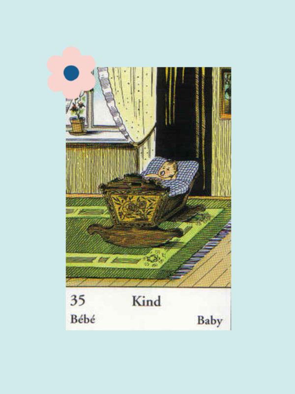 Kaart 35: Het Kind