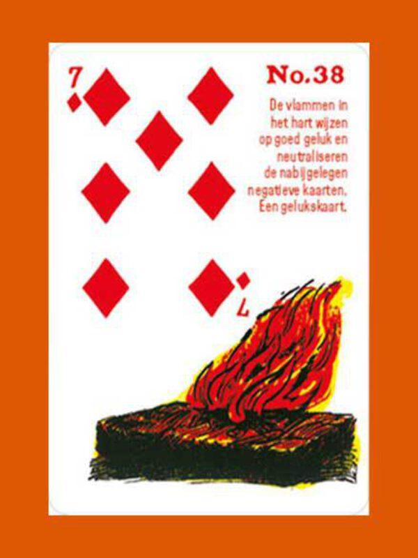 Kaart 38: De Vlammen