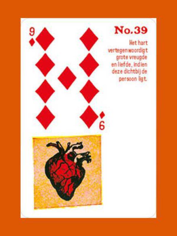 Kaart 39: Het Hart
