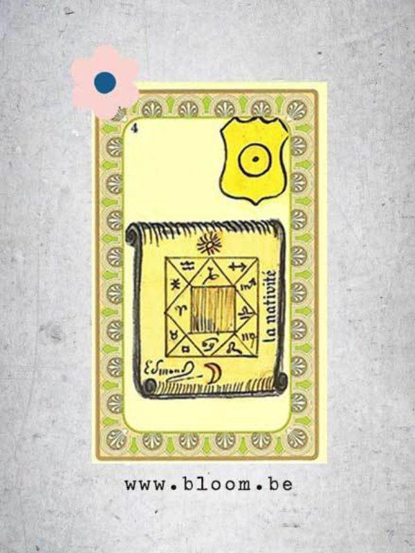 Kaart 4: De Horoscoop