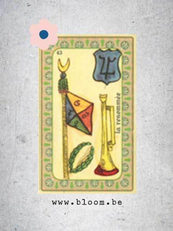 Kaart 43: De Trompet