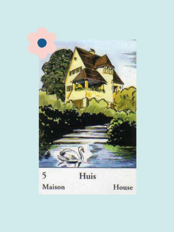 Kaart 5: Het Huis