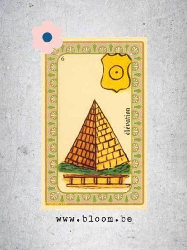 Kaart 6: De Piramide