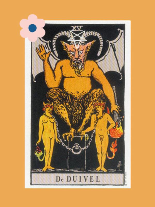 Kaart 15: Duivel