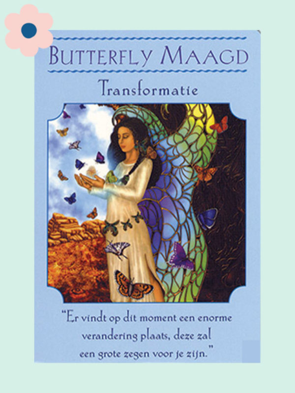 Butterfly Maagd