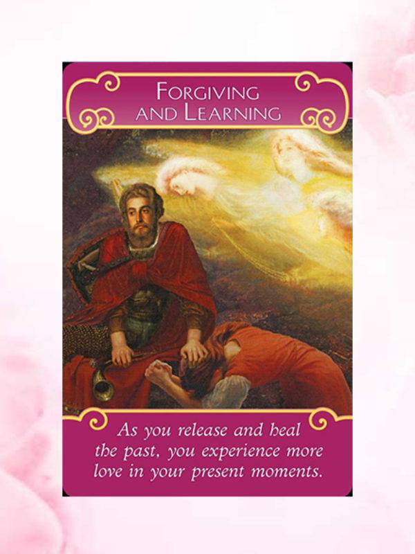 Vergeven en leren