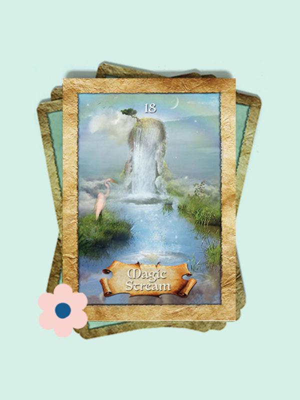 Kaart 18: Magische Stroom