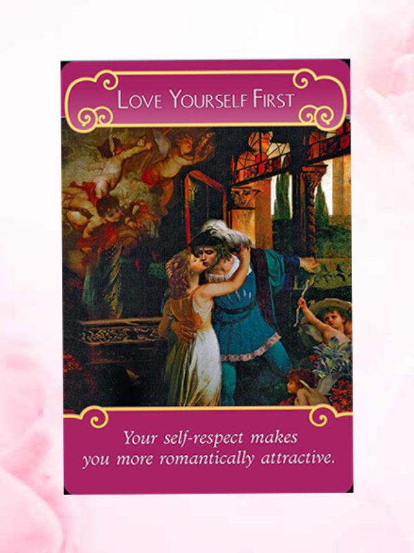 Hou vooral eerst van jezelf