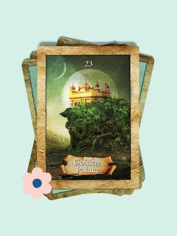 Kaart 23: Gouden Paleis