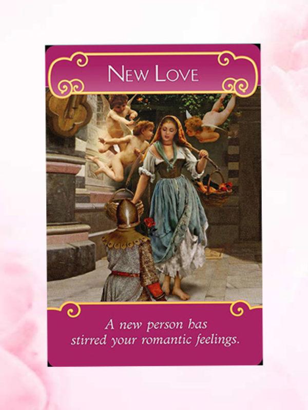Nieuwe liefde