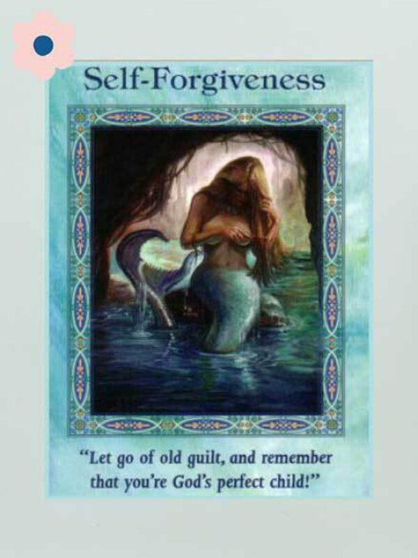 Vergeef jezelf