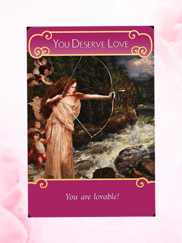 Je verdient liefde