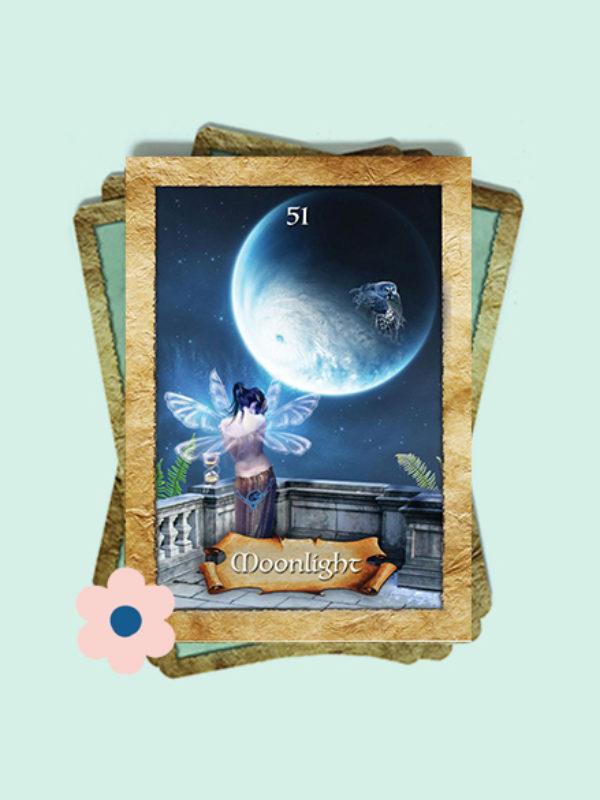 Kaart 51: Maanlicht