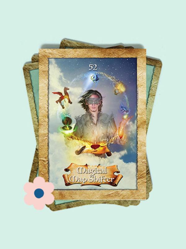 Kaart 52: Magische Kaart Draaier
