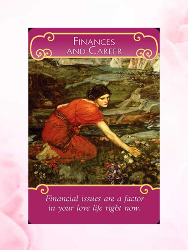 Financiën en carrière