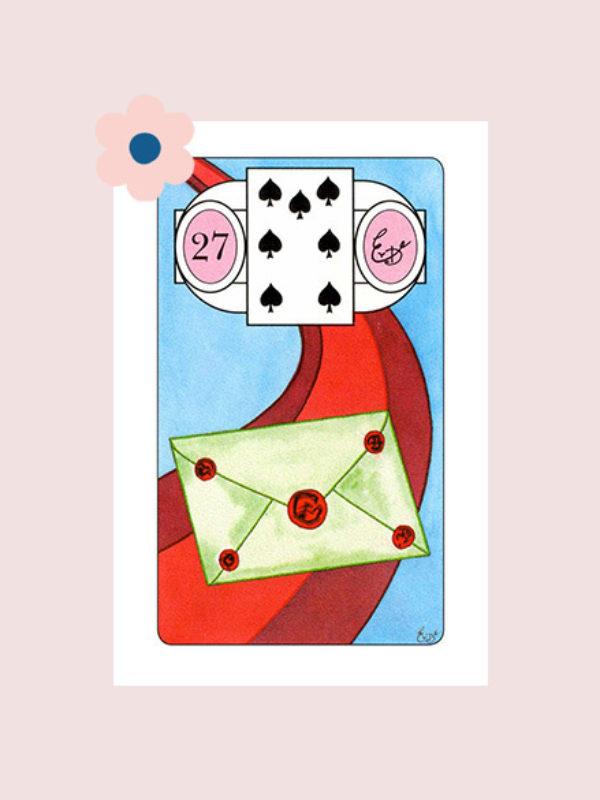 De Brief - Kaart 27