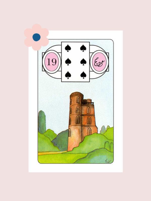 De Toren - Kaart 19