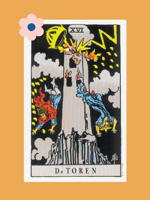 Kaart 16: Toren