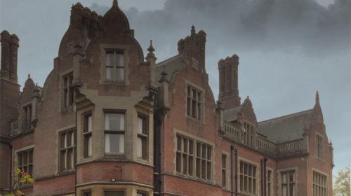 Het Arthur Findlay College Bloom Web