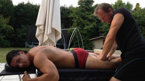 Dieptemassage Tino
