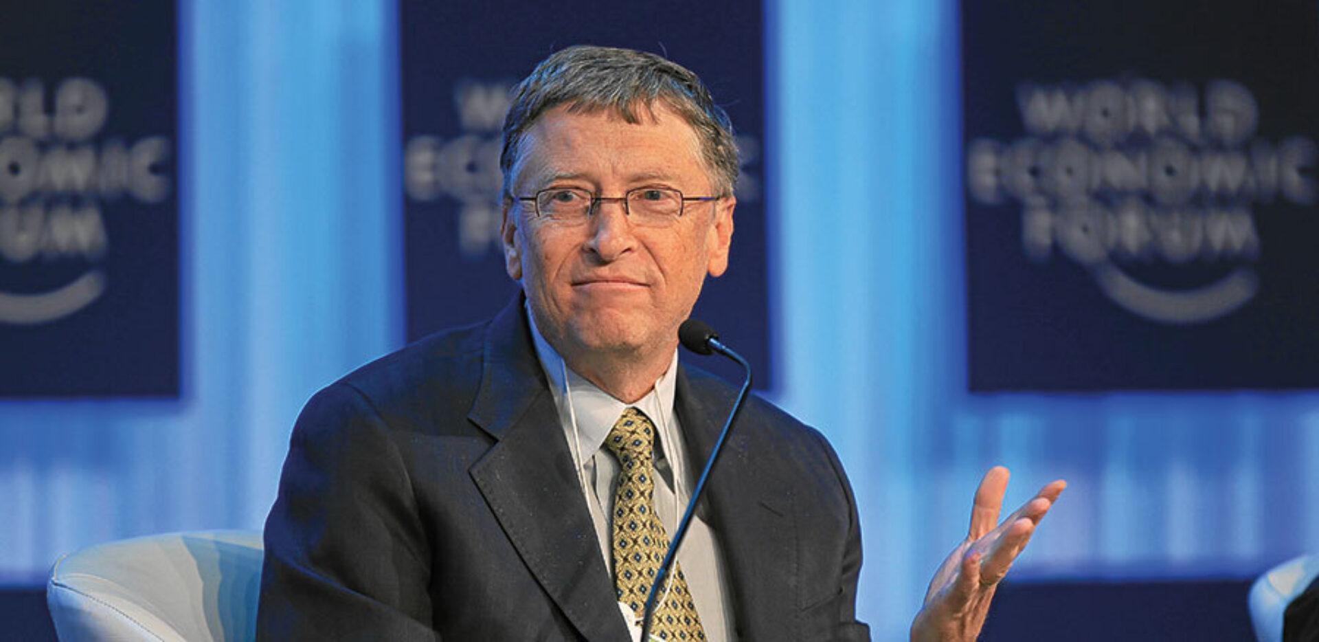 Bill Gates: filantroop of gewiekste zakenman?