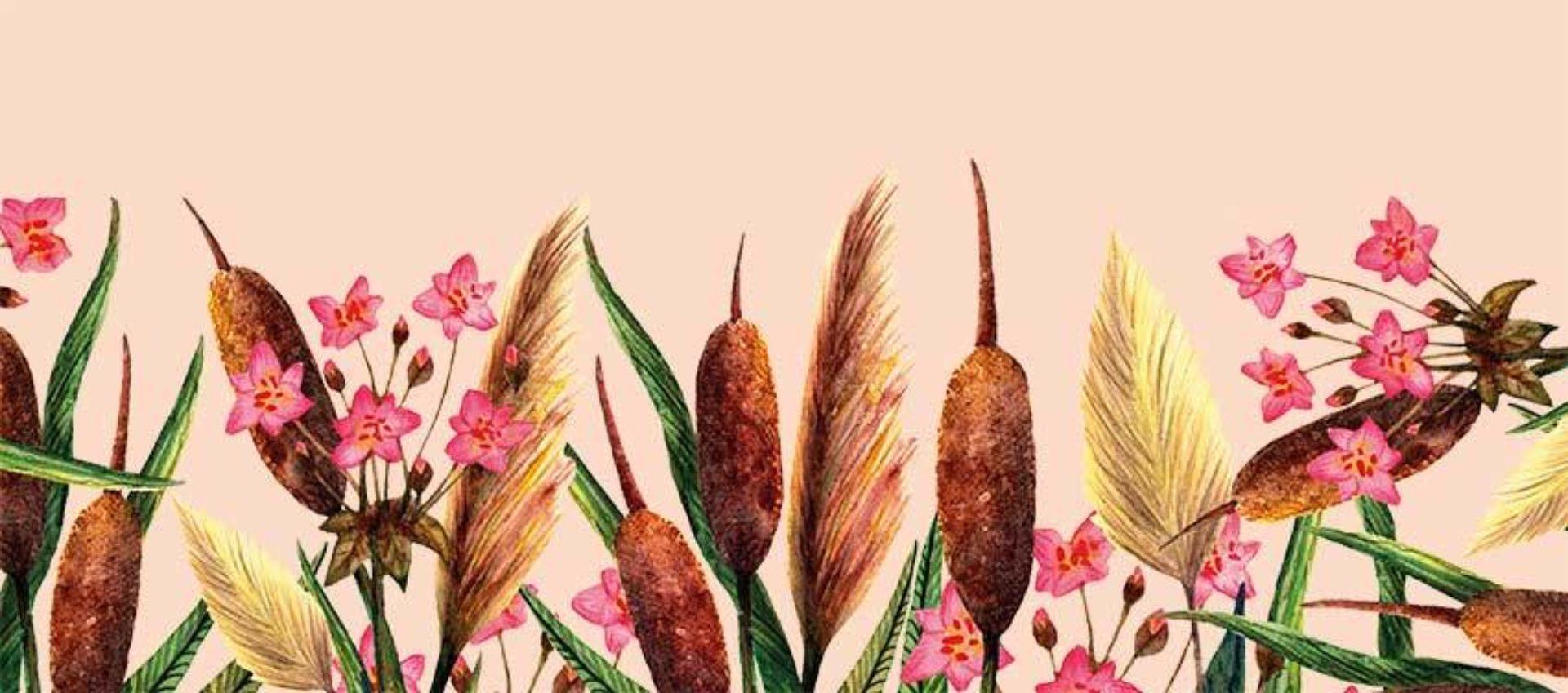 Magische boodschappen van bloemen