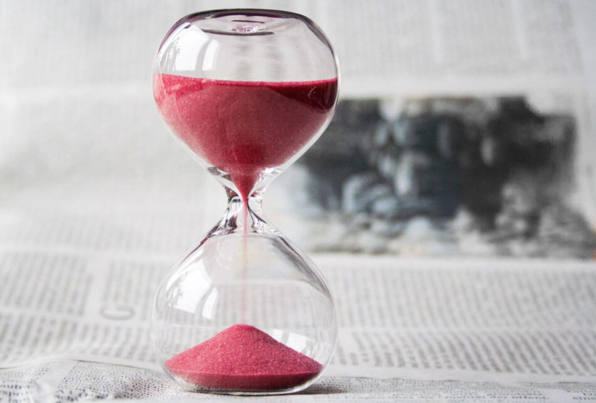 Tijd: een geniepige uitvinding