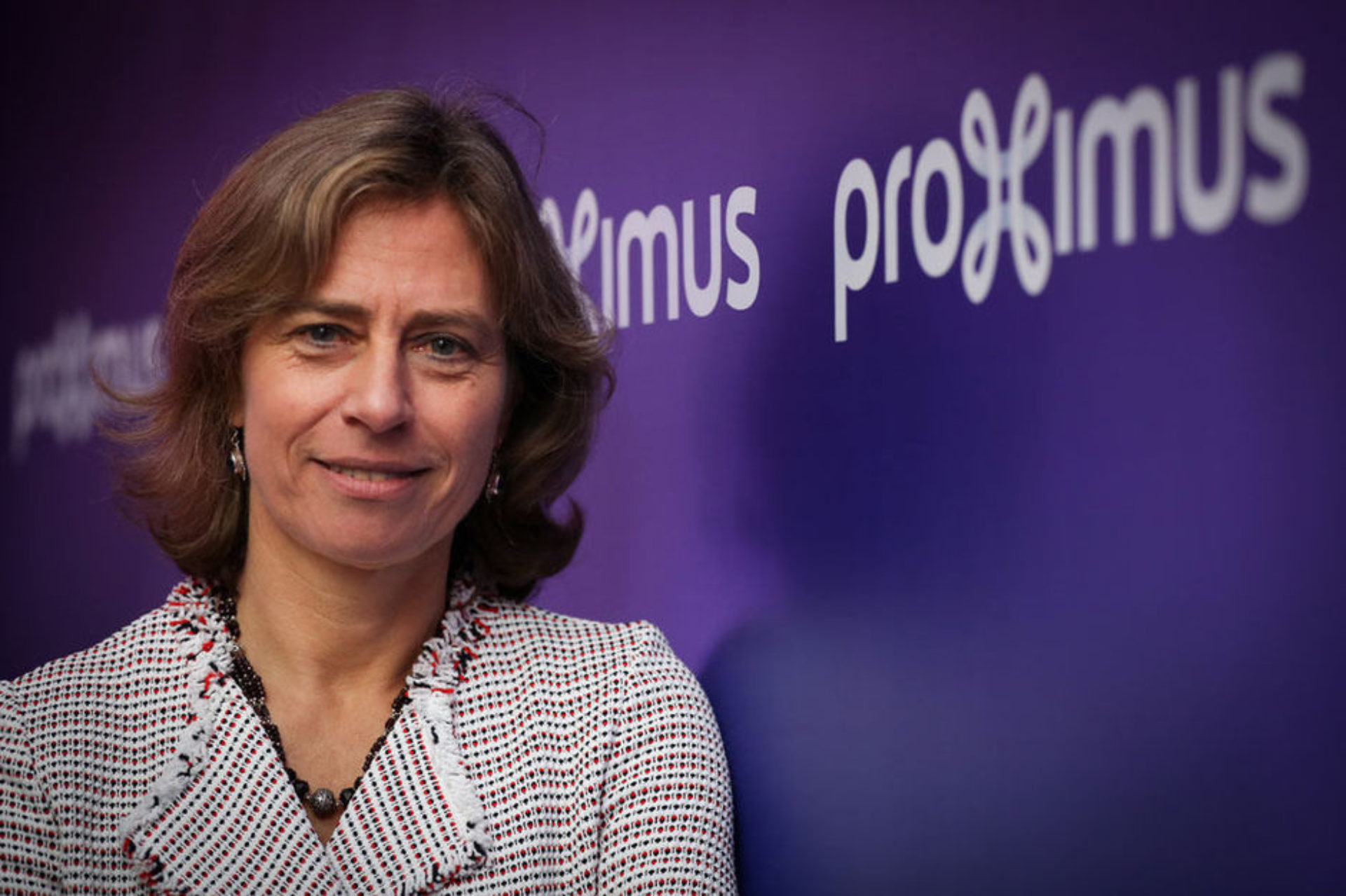 Dominique Leroy, of hoe Neptunus een CEO de das omdoet