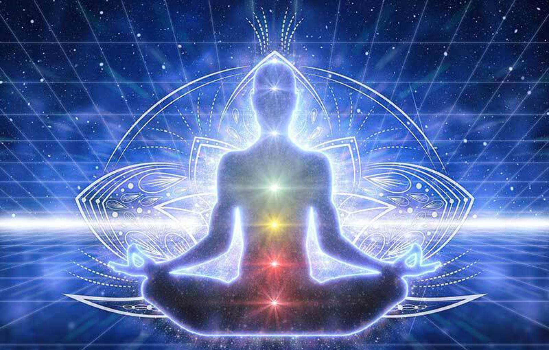 Verborgen chakras: kende je al het bestaan van maar liefst 22 chakra's?
