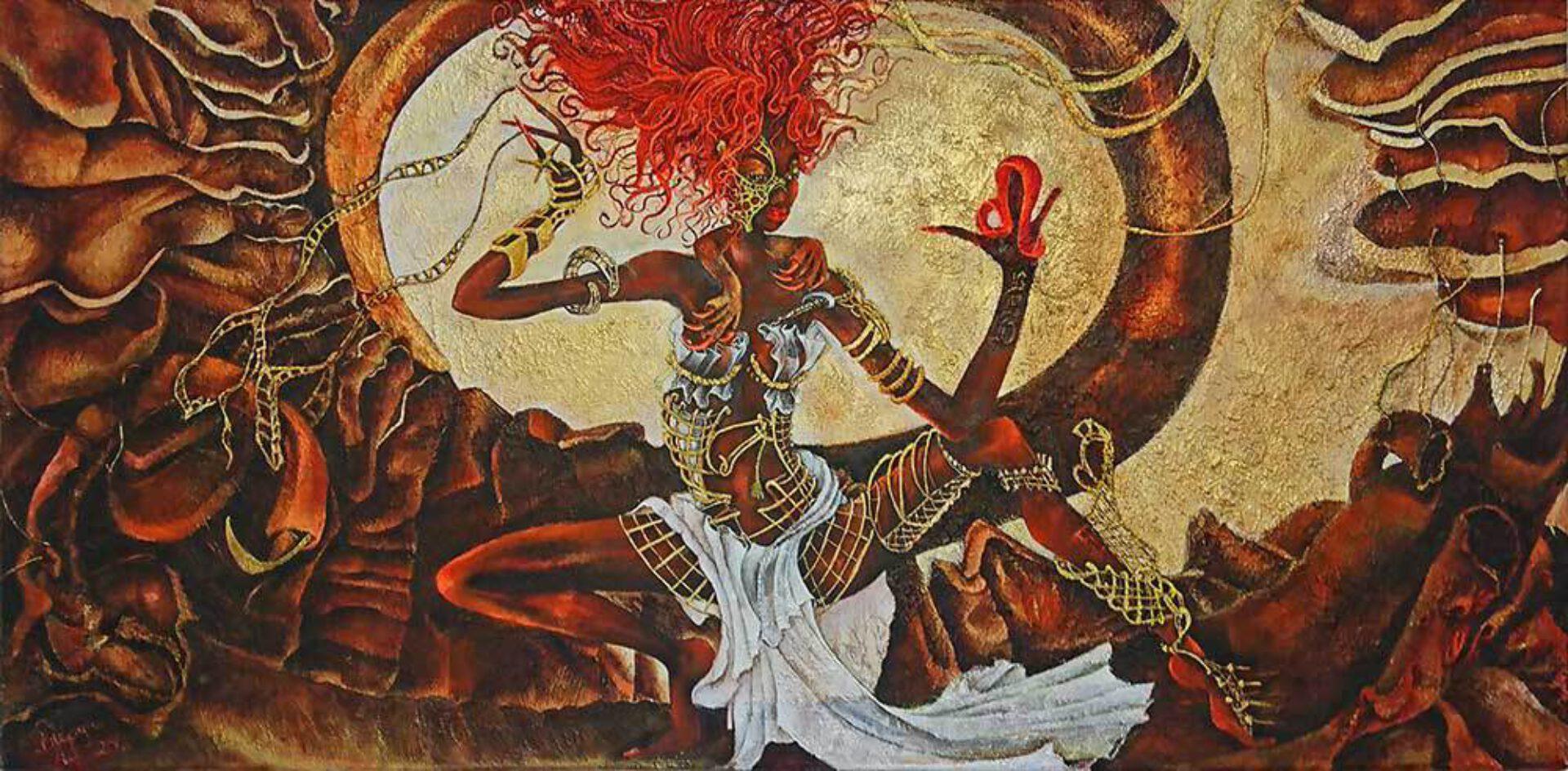 Kunst geïnspireerd door astrologie? Bloom ging in gesprek met het gezicht achter de kunstcollectie 'Sterrenbeelden'