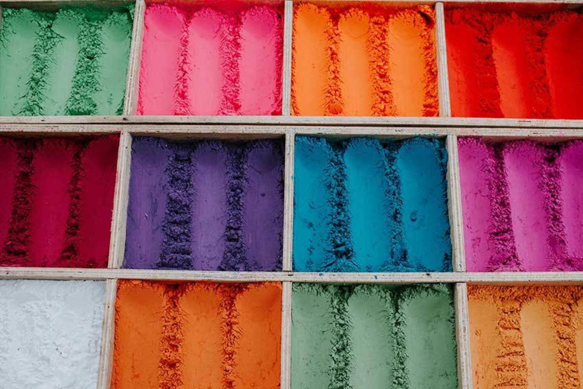 7 Healing Colours