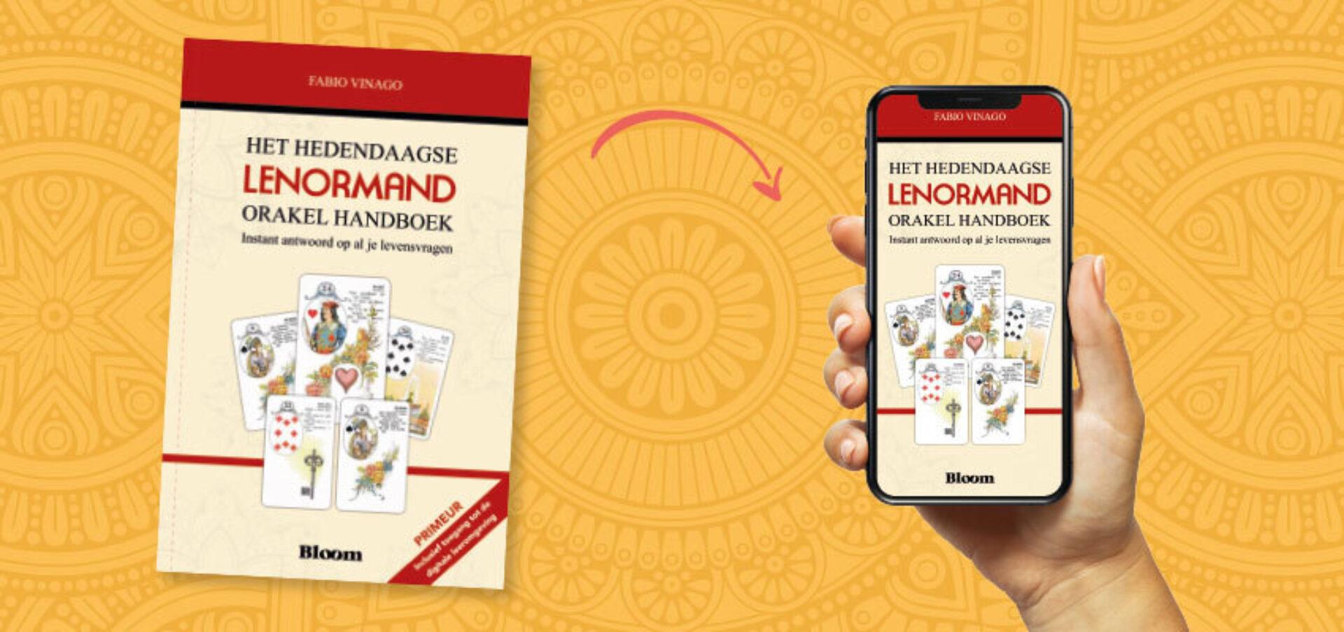 Maak kennis met het Lenormand Orakel Handboek en de digitale leeromgeving