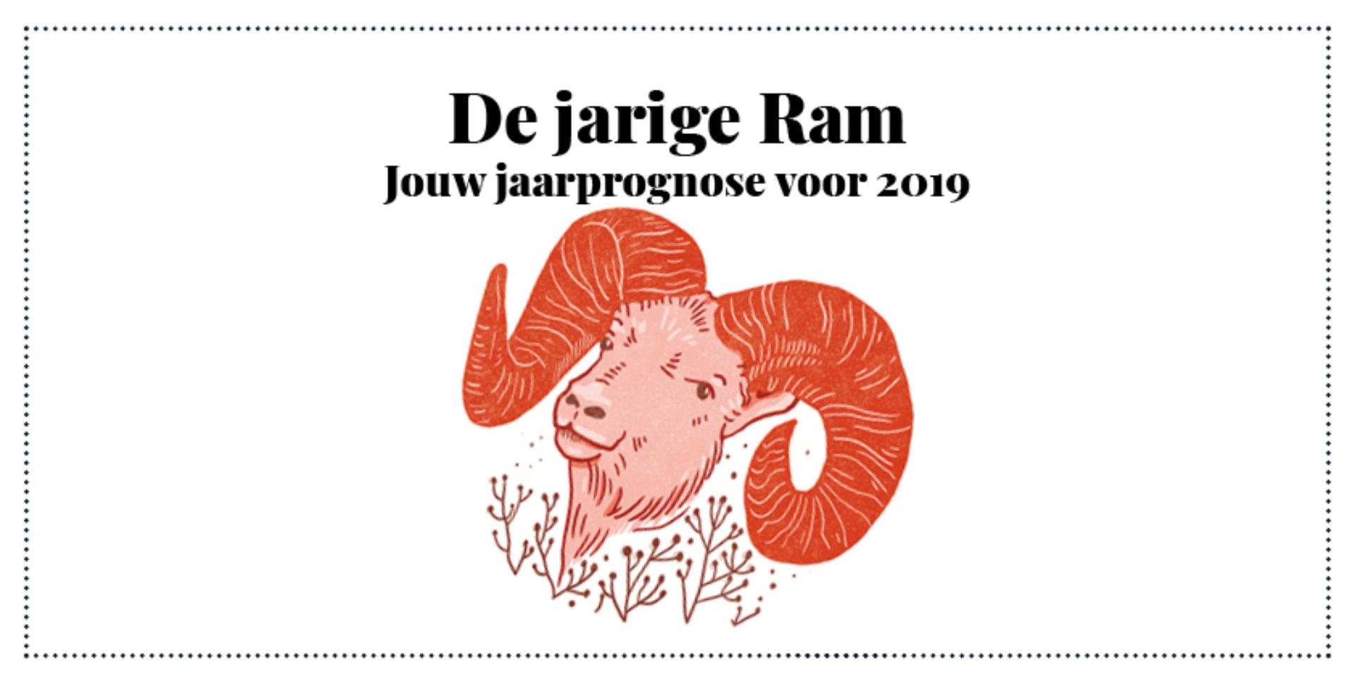 Ram, jouw jaarhoroscoop 2019-2020