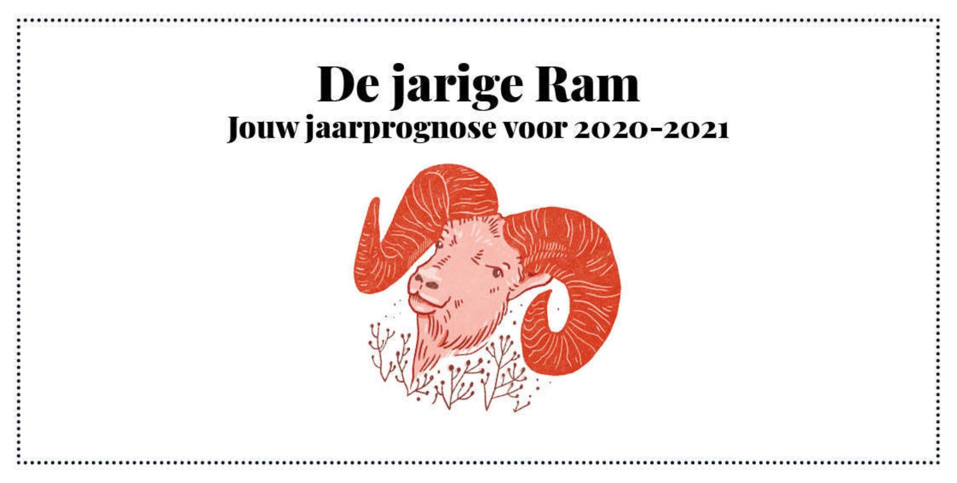 Ram, jouw jaarhoroscoop 2020-2021