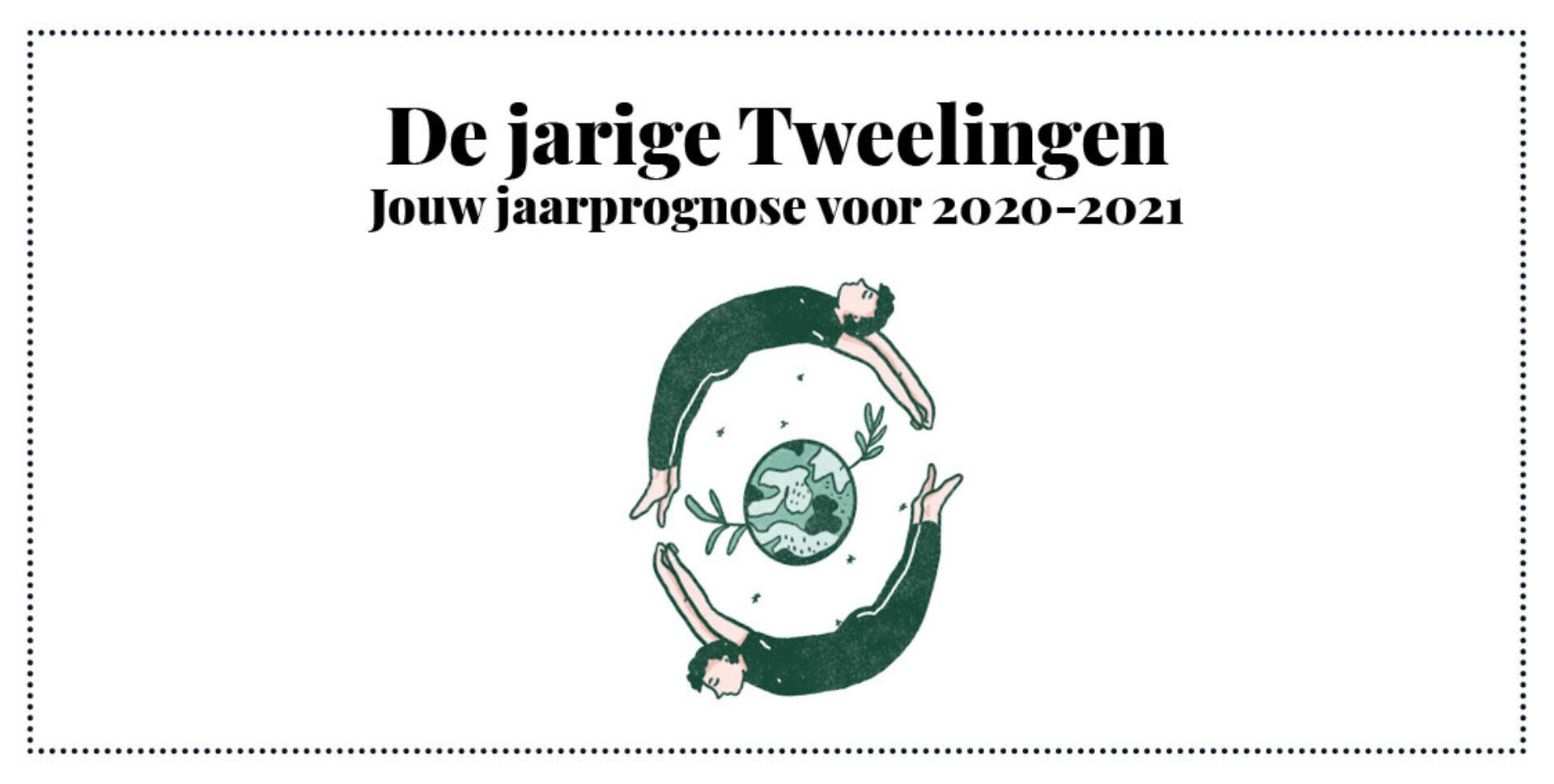 Tweelingen, jouw jaarhoroscoop 2020-2021