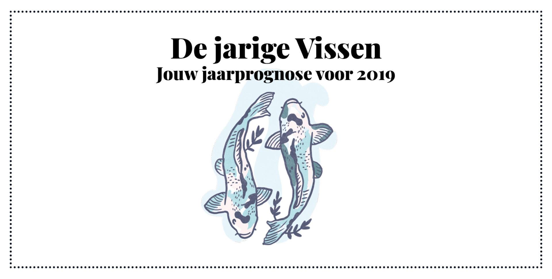 Vissen, jouw jaarhoroscoop 2019-2020