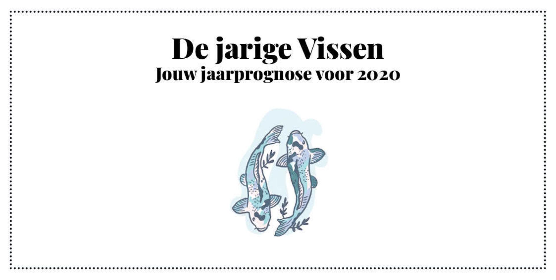 Vissen, jouw jaarhoroscoop 2020