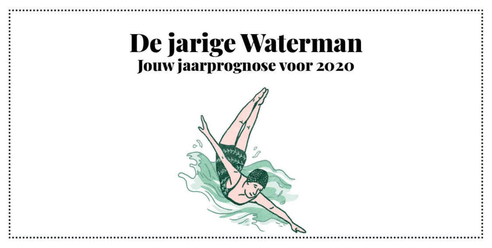 Waterman, jouw jaarhoroscoop 2020