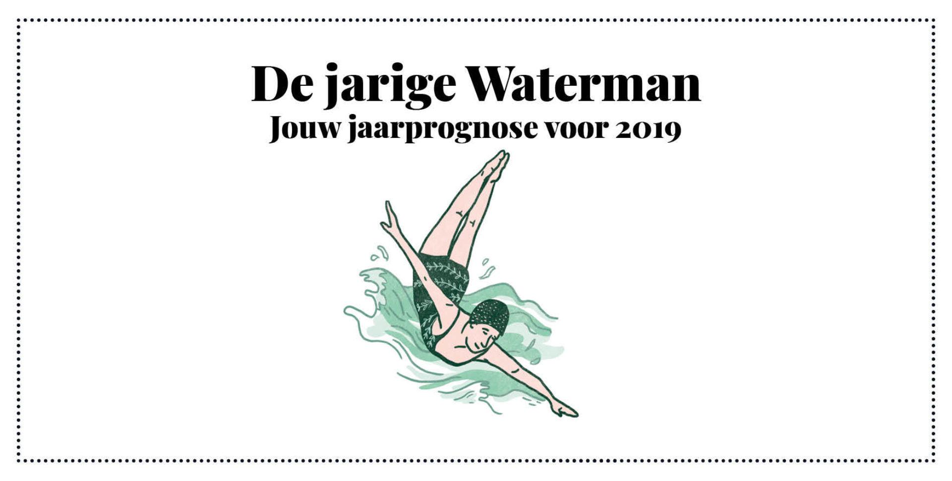 Waterman, jouw jaarhoroscoop 2019