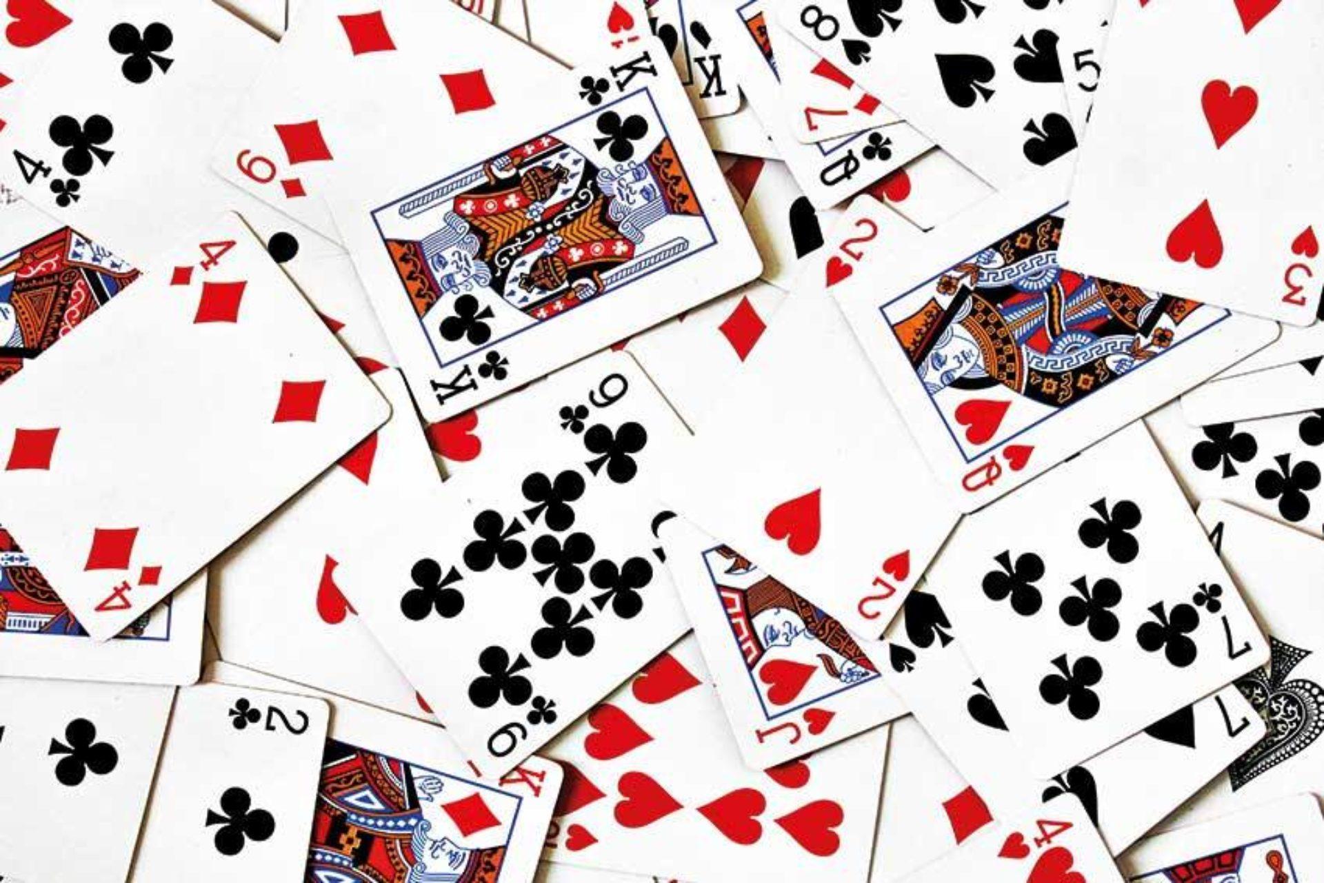 Zelf aan de slag met speelkaarten
