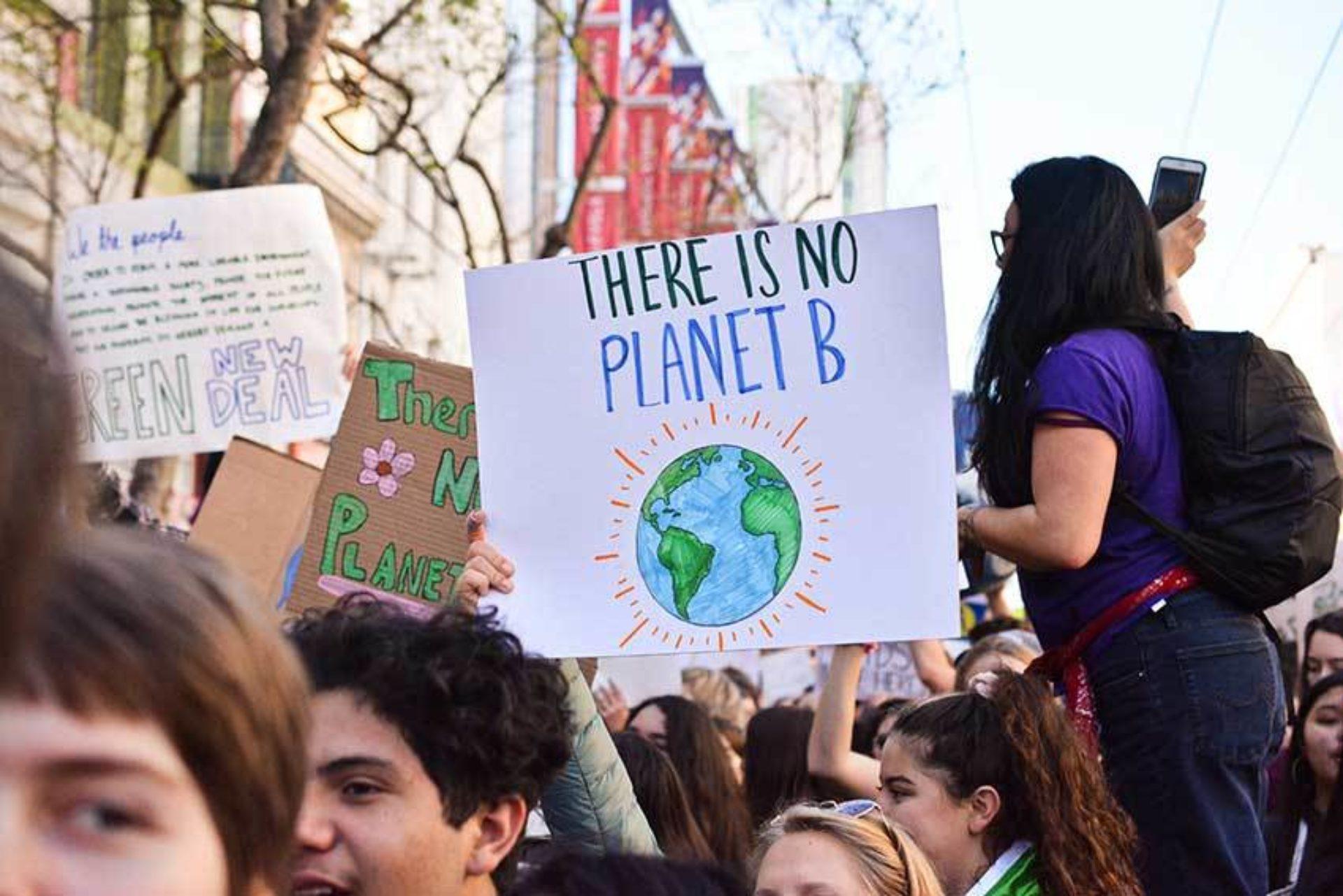 Klimaatopwarming: hoe roepen we het proces een halt toe?