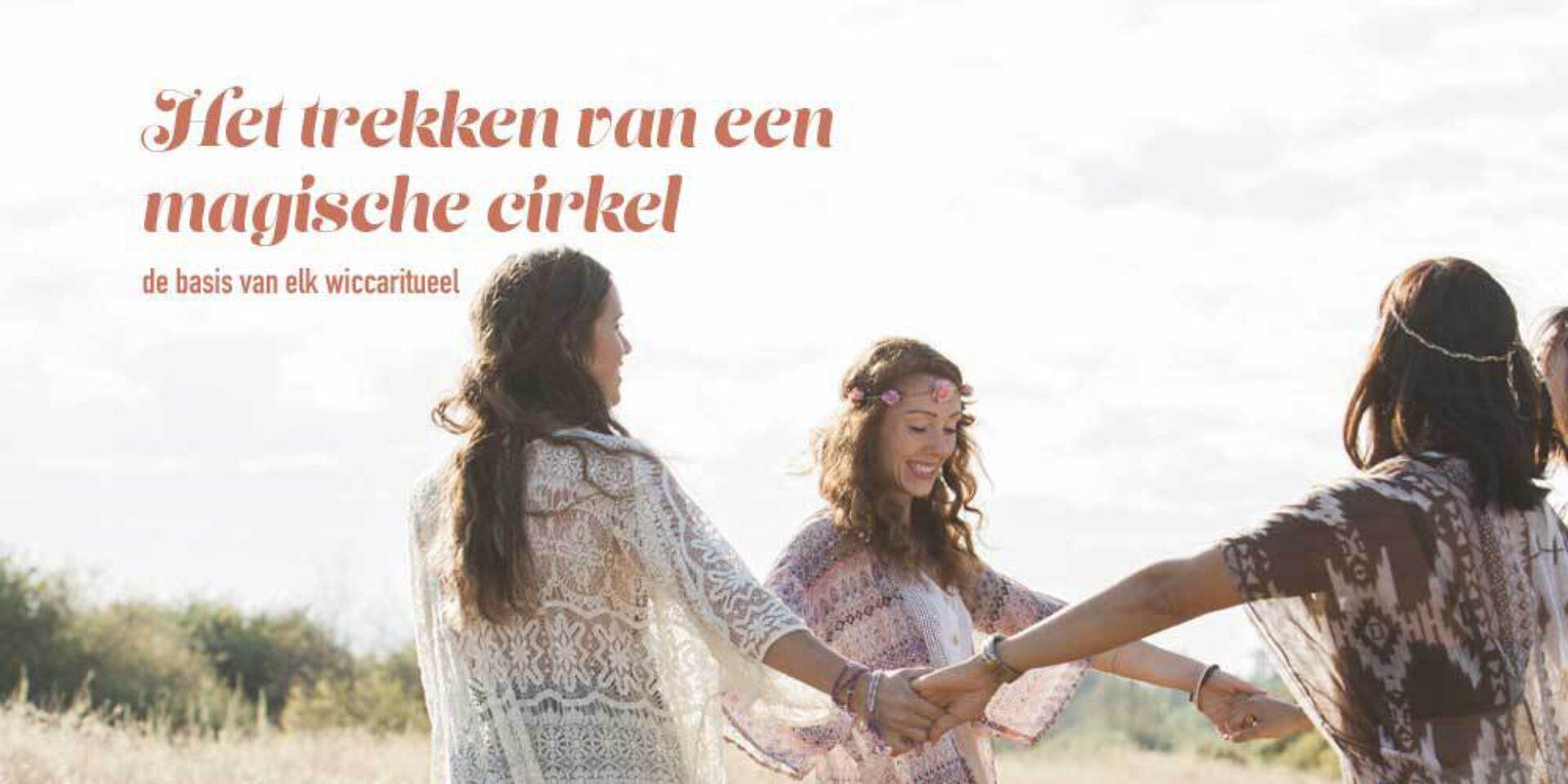 Het trekken van een magische cirkel: de basis van elk wiccaritueel